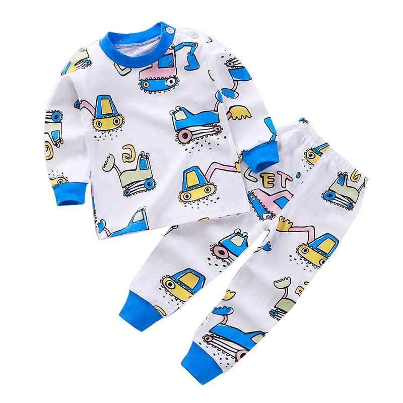 Autumn Cotton Baby Boy Clothes