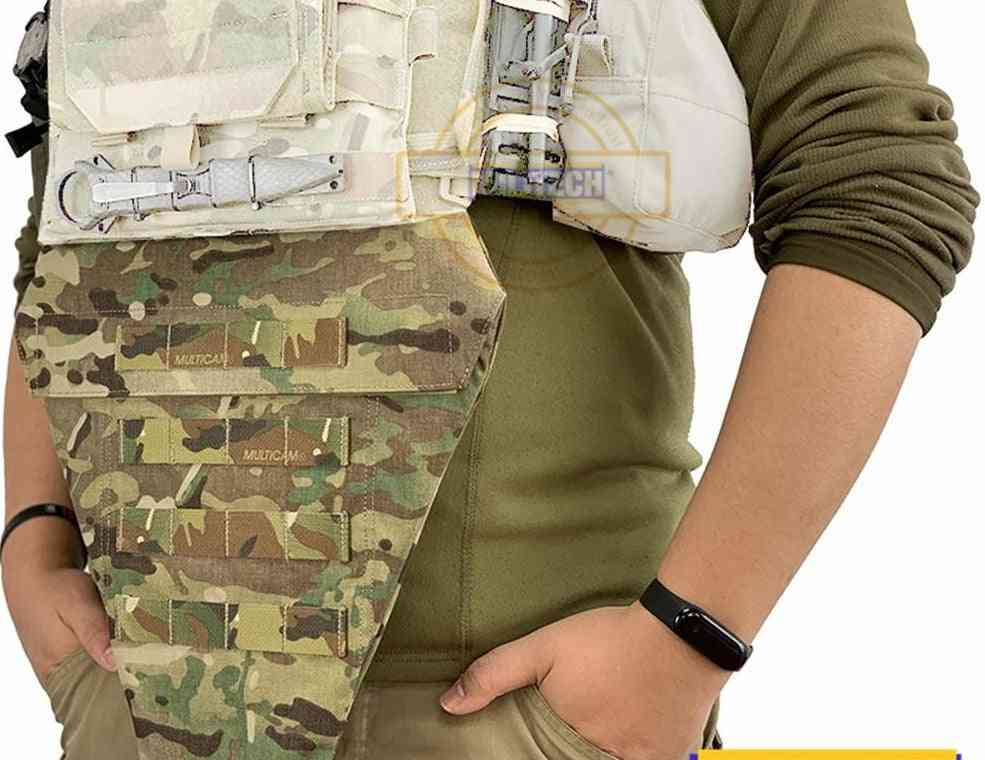 Delustered Cordura Tactical Groin Protection