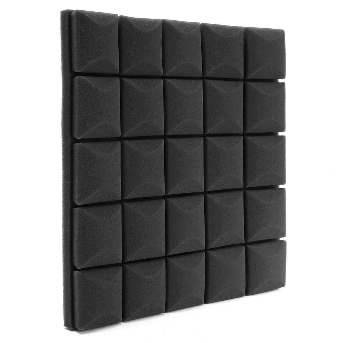 Studio Acoustic Panels, Soundproofing Foam, Absorption Sponge For Ktv Drum Room