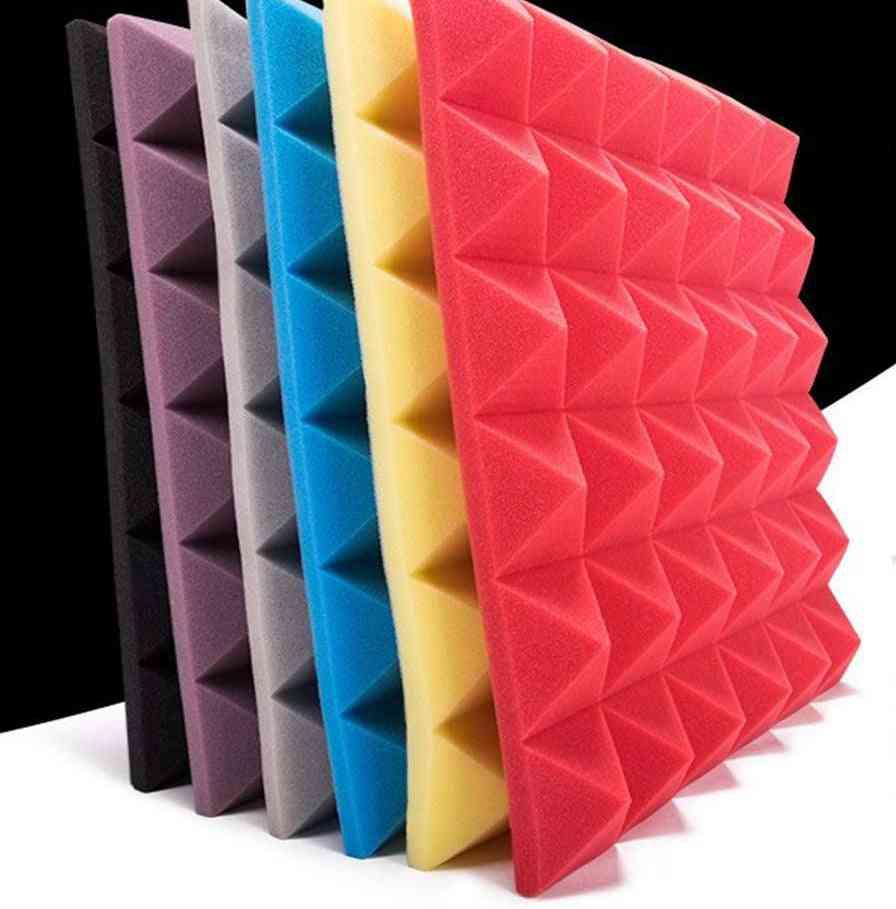 Soundproofing Acoustic Foam, Sound Treatment Studio, Room Absorption Tiles