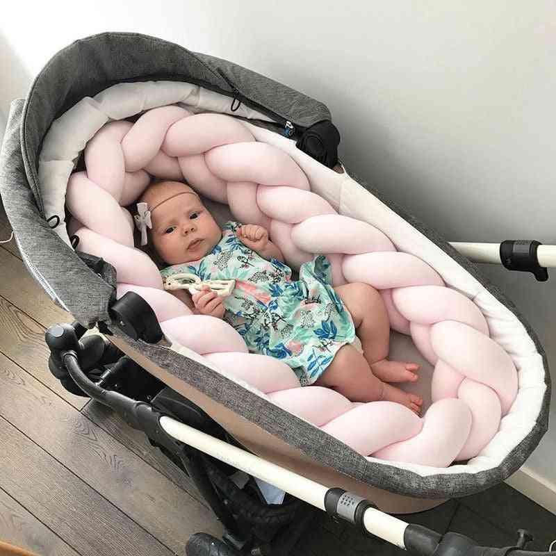Newborn Baby Bed  Cot Protector