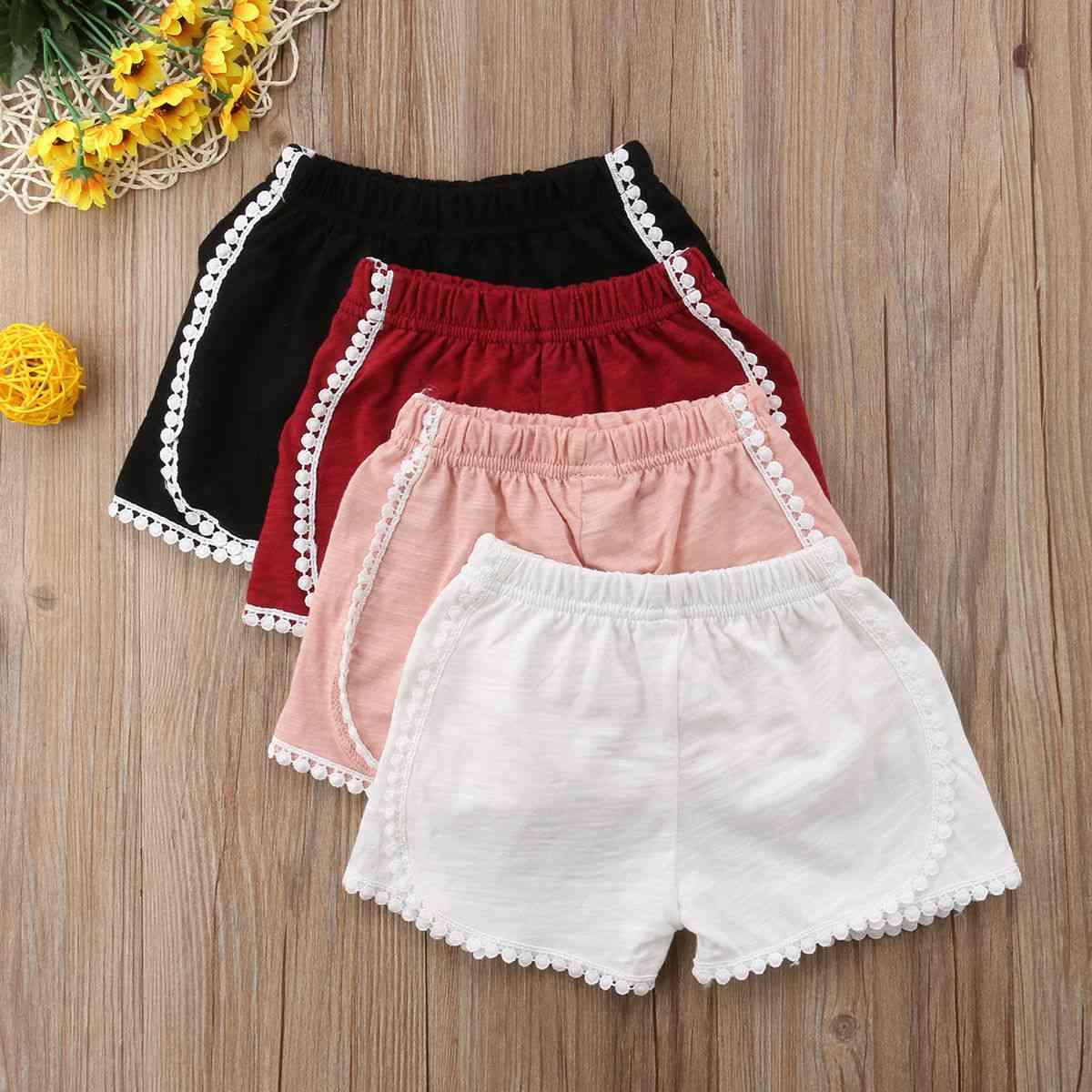Girl Pants, Newborn Baby Kids Harem, Pants Shorts
