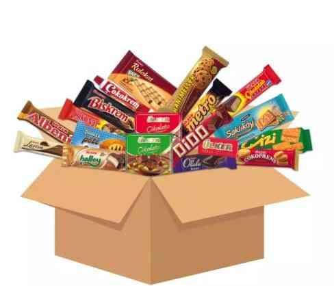 Snacks Variety Pack