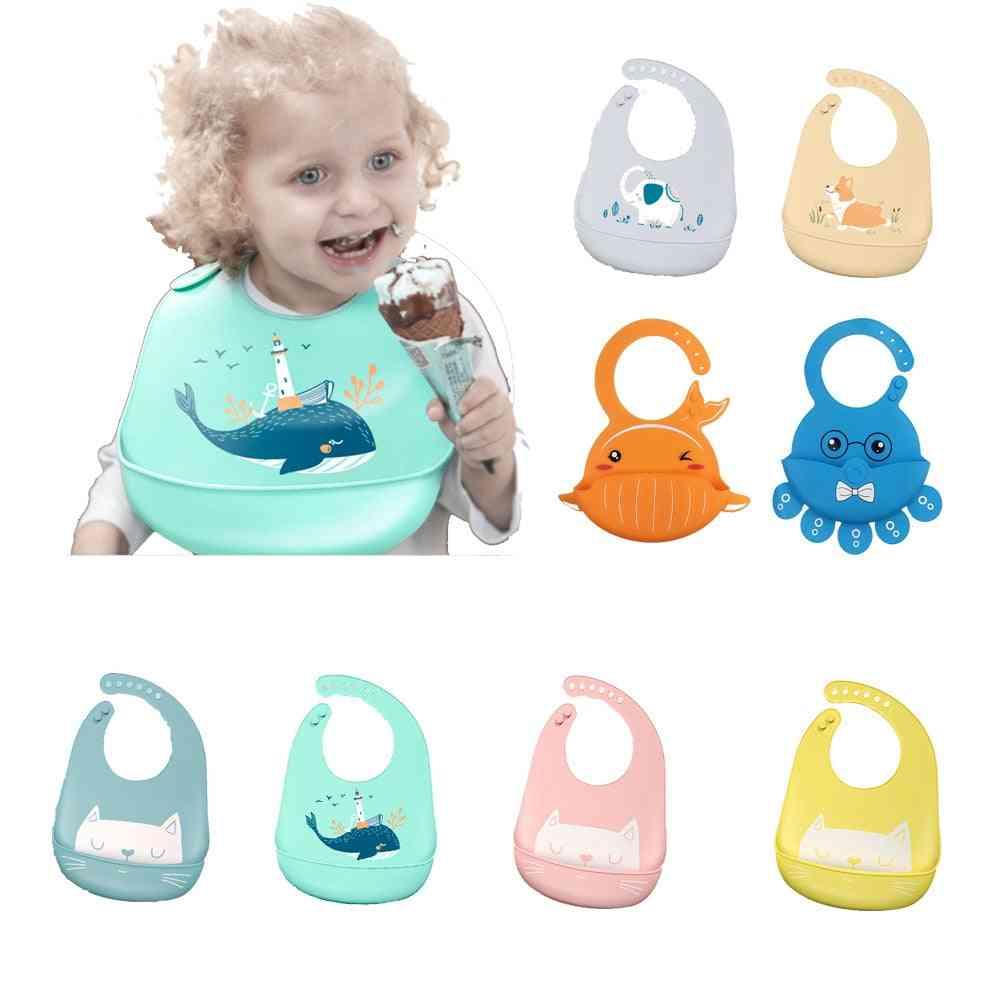 Baby Stuff Waterproof Silicone Bib