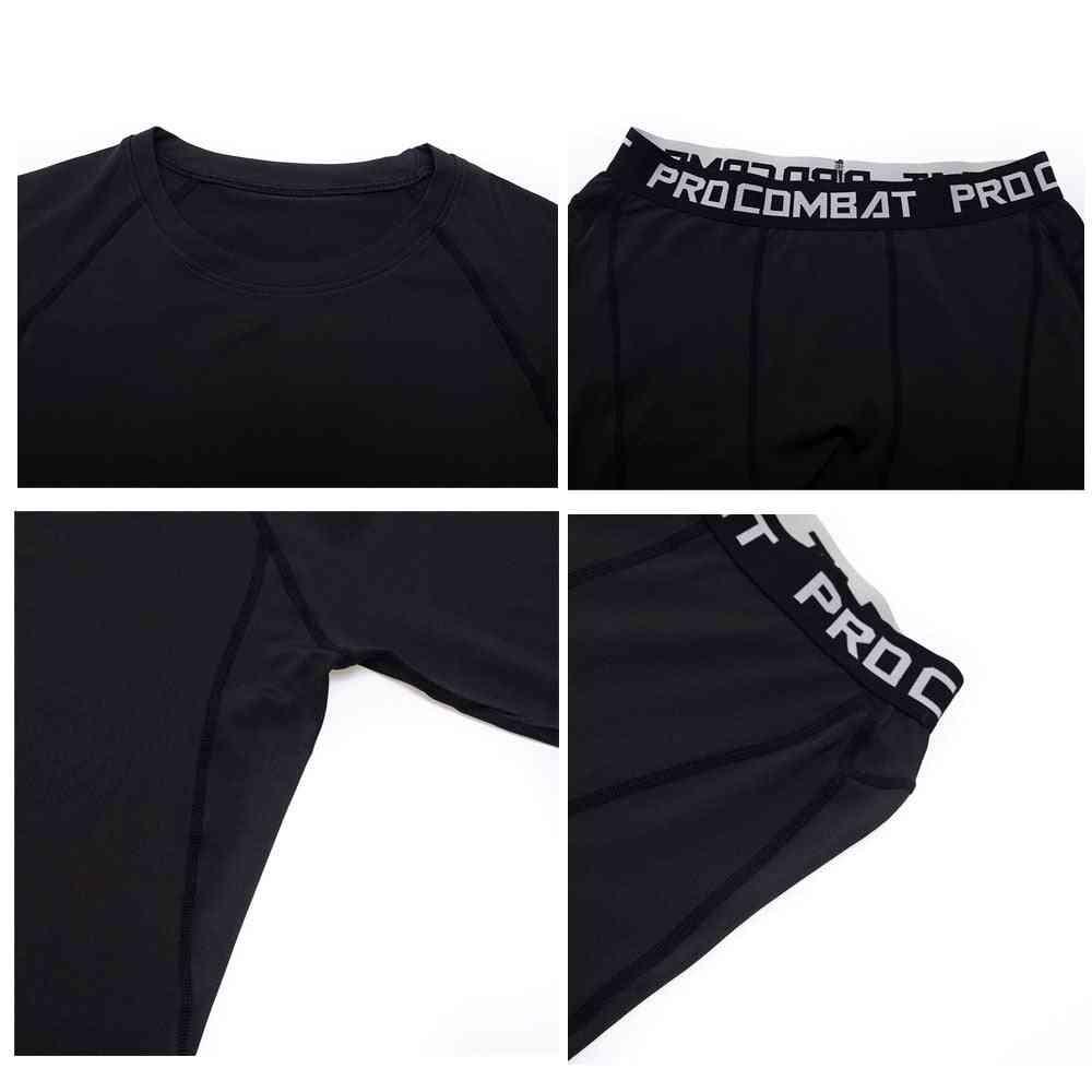 Men's Thermal Underwear Suit