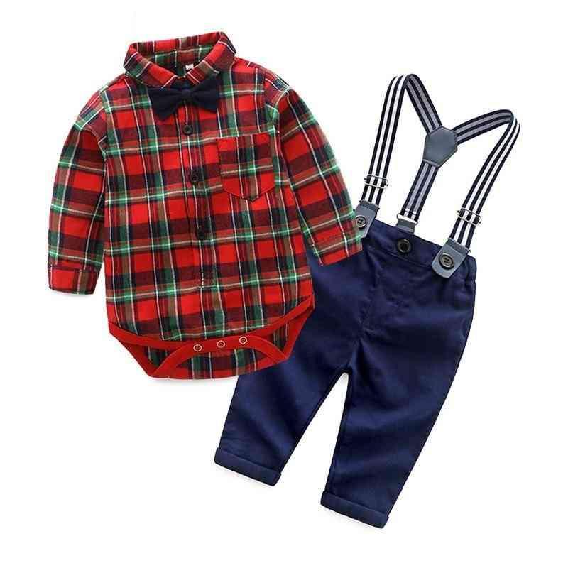 Top And Top Spring Cotton Gentleman Clothe