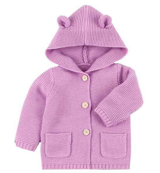 Warm Newborn Baby Sweater