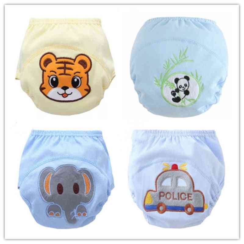 Baby Training Pant, Underwear Cotton Learning/study Infant Diapers Suit