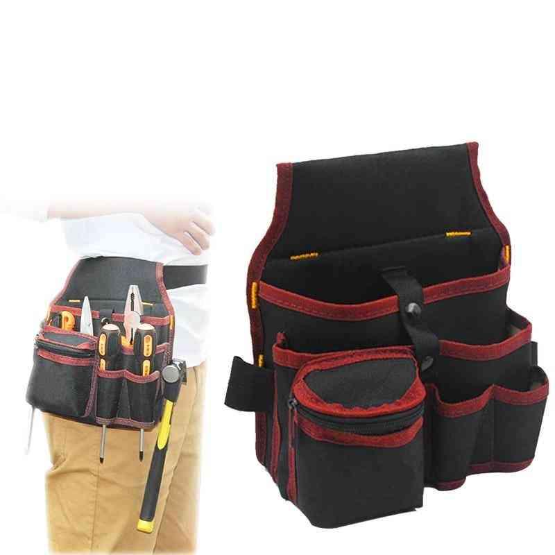 Belt Waist Pocket Case High Capacity Tool Bag