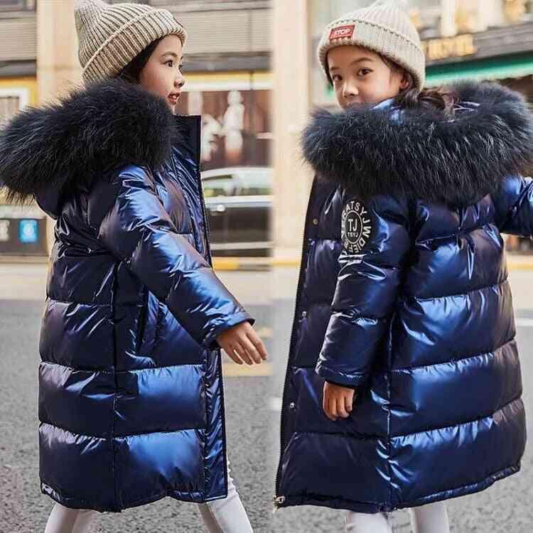 Russian Winter Coat For Kids