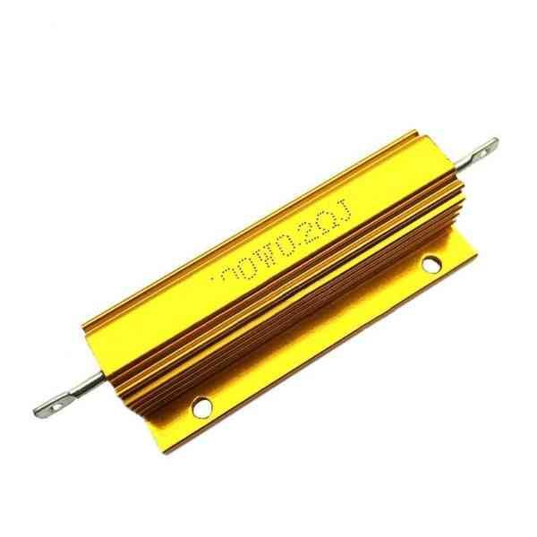 Power Metal Shell Case Resistor ( Set 1)