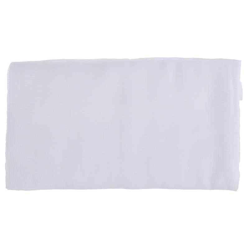 White Cotton Gauze Muslin Fabric Butter Cheese Wrap Cloth