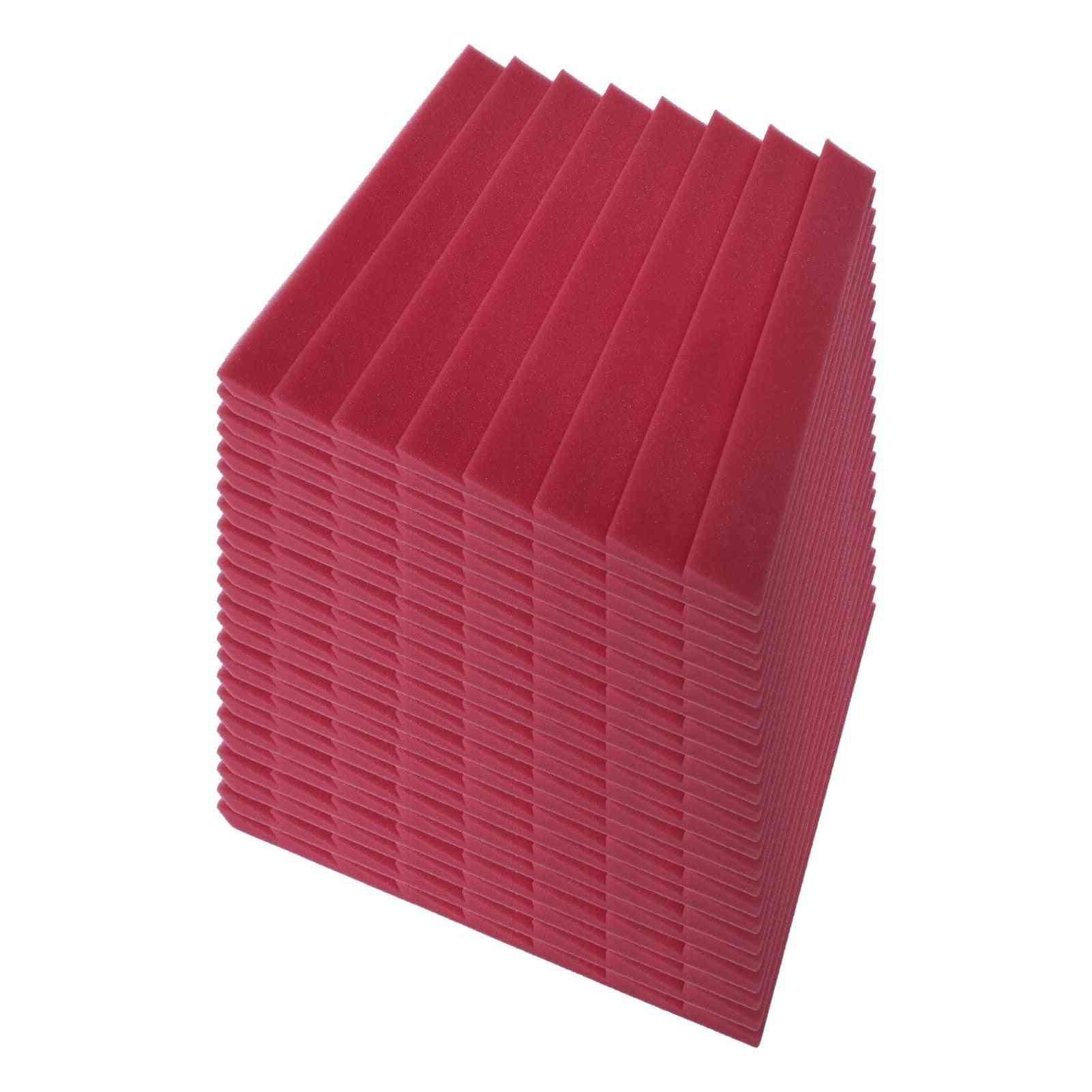 Studio Acoustic Foams Panels Insulation Soundproof Absorbing Foam Wall