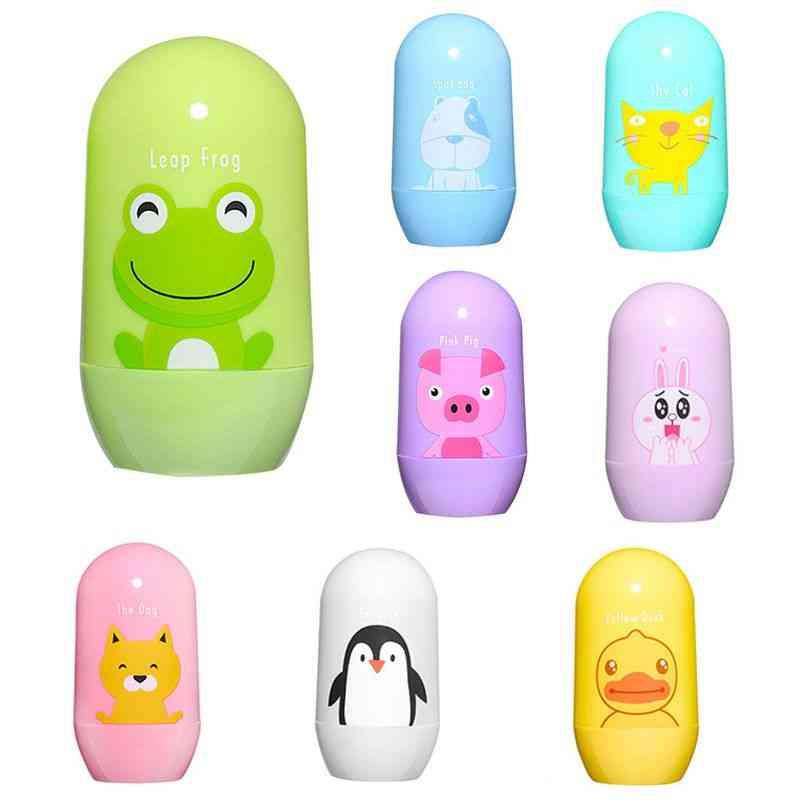 4pcs Baby Healthcare Nail Care Set Infant Finger Trimmer Scissors