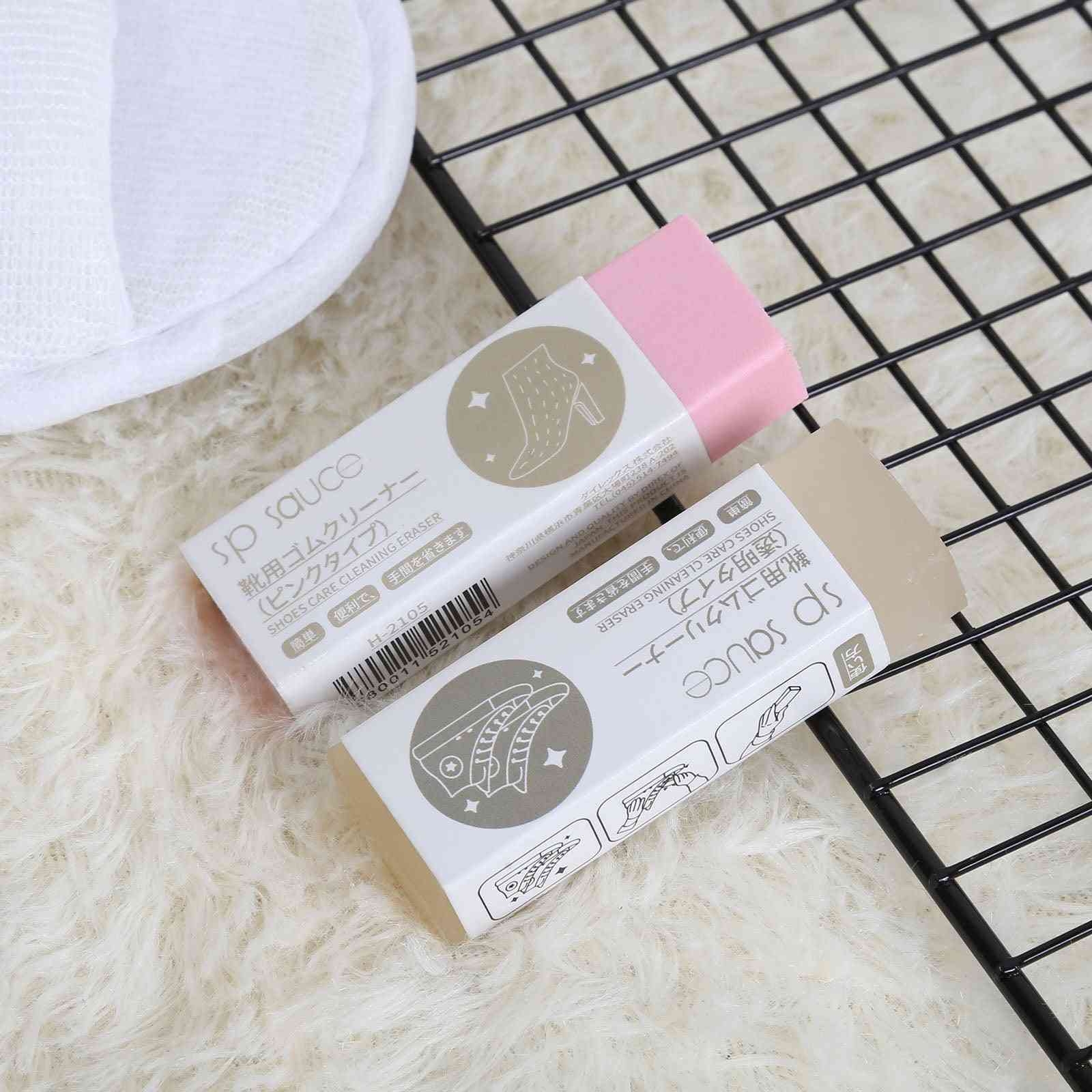 Cleaning Suede Matte Shoes Care Leather Sneaker Eraser