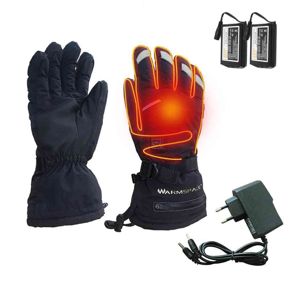 Motorcycle Electric Heated Gloves