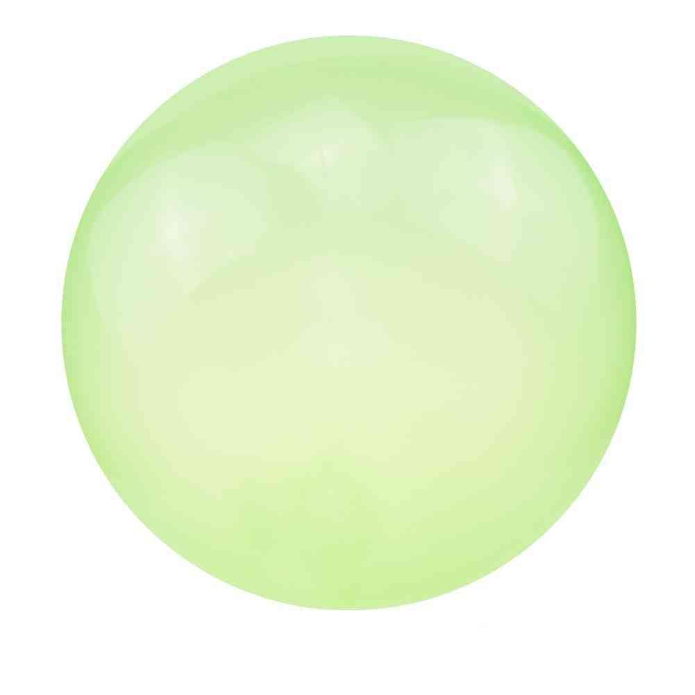 Children Outdoor Soft Air Water Filled Bubble Ball