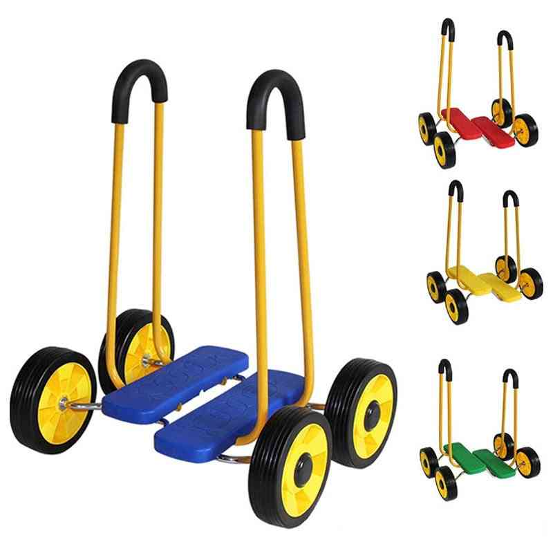 Children Balance Treadmill Sensory Integration Training Car