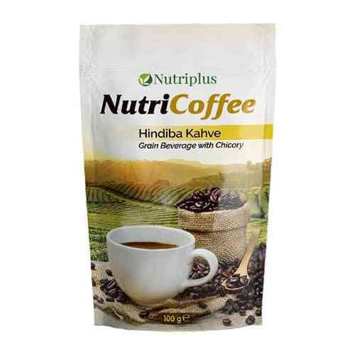 Nutricoffee Hindiba 100 Gr  Weakening Form Slimming Gives Vitality Coffee