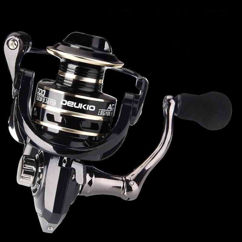Stainless Steel Handle Spinning Reel For Fishing