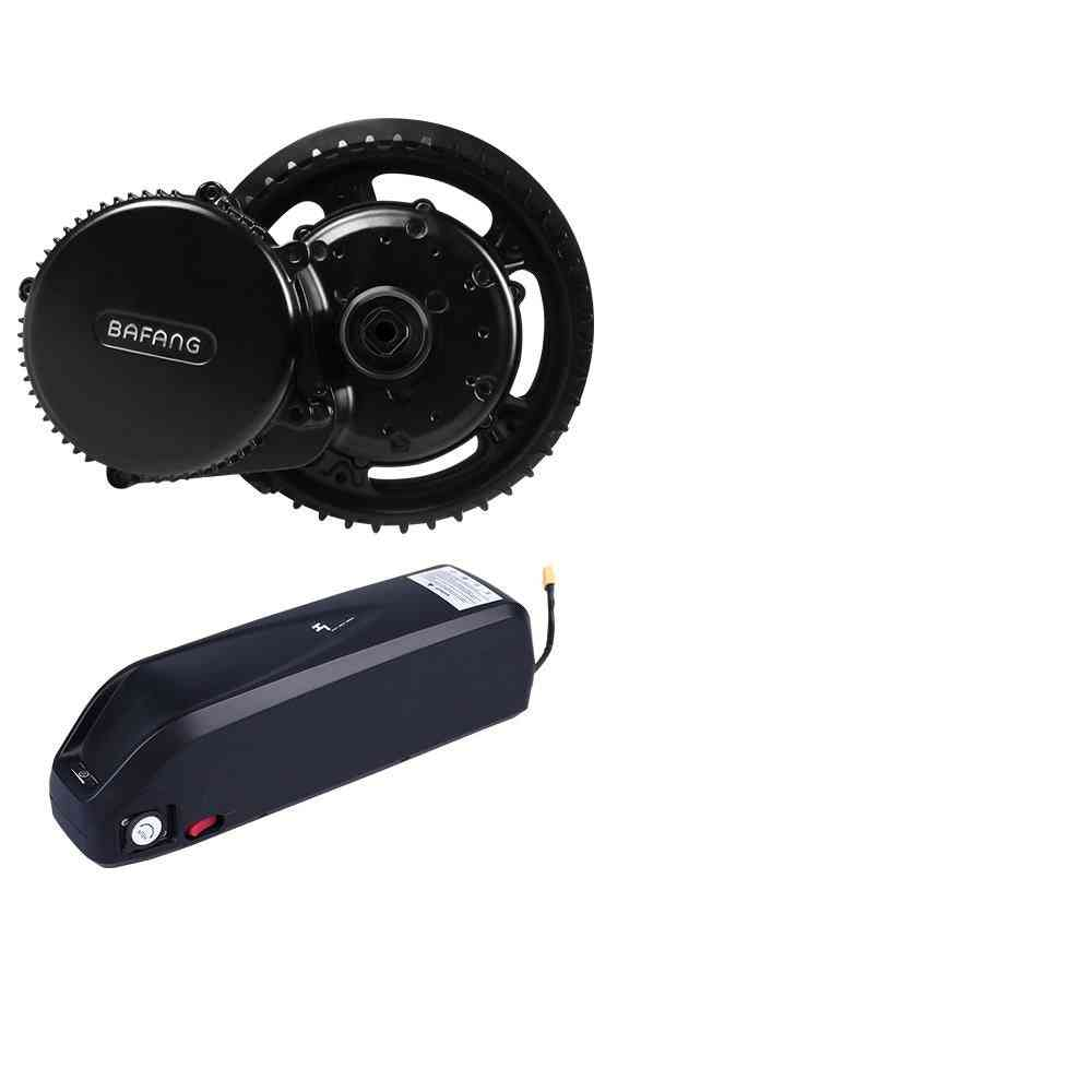 48v 750w Bafang Mid Drive Motor With Battery