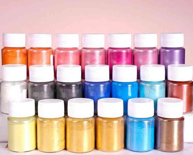 Diy Slime Kit Glitter Powder Filler Pigment Decoration