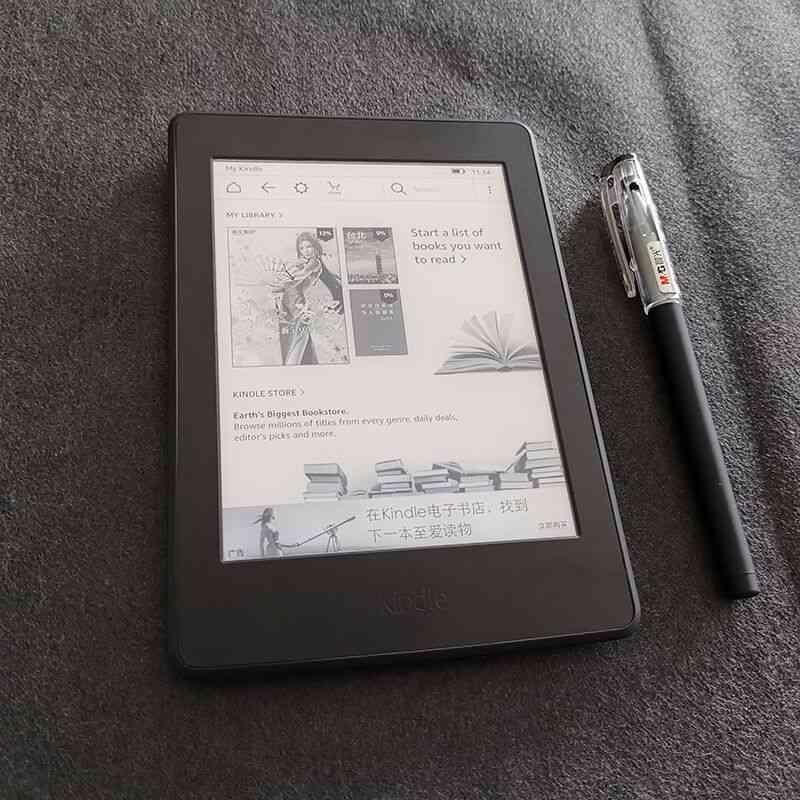 Kindle Paperwhite 2 Used Registerable Ebook Reader