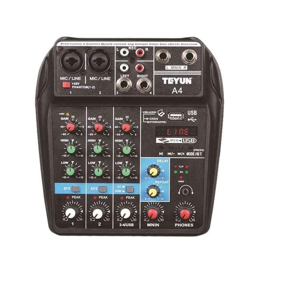 Usb Audio Mixer Audio Mixer