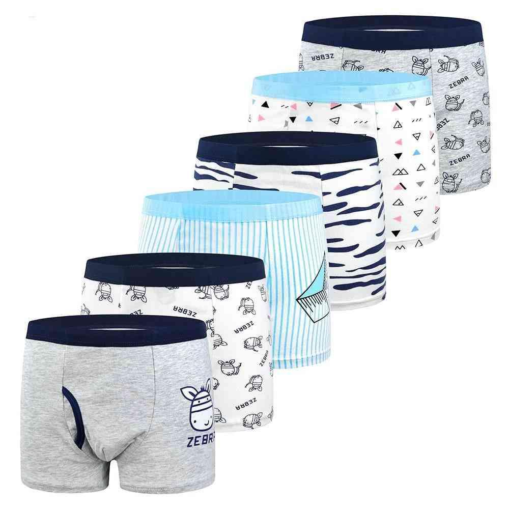 Teenager Kids Boys Underwear Baby Boxer