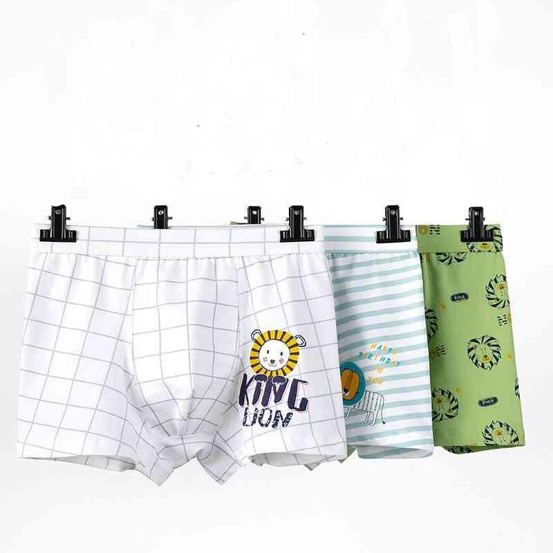 Boxers Kids Underwear Natural Cotton