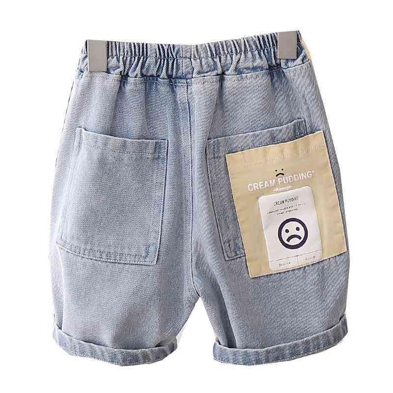 Summer Kids Shorts Denim Jeans