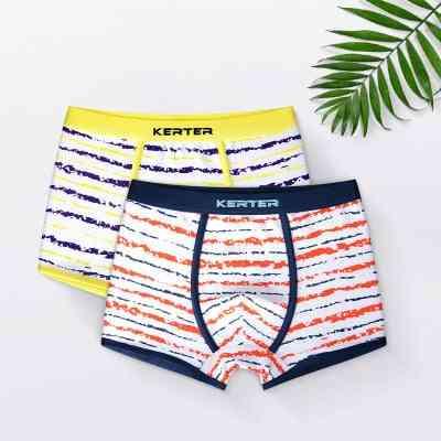 Baby Kids Underwear, Panties, Cotton Striped Boxers Underpants, Kids,'s Clothing