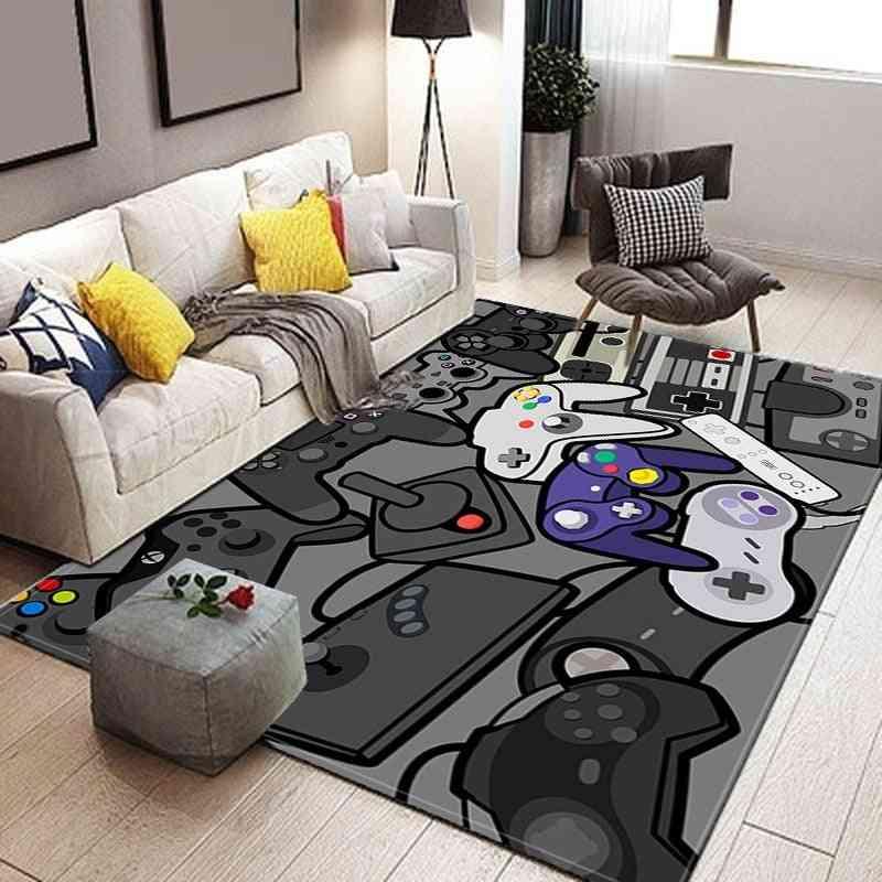 Gamer Controller Area Rugs ( Set 1)