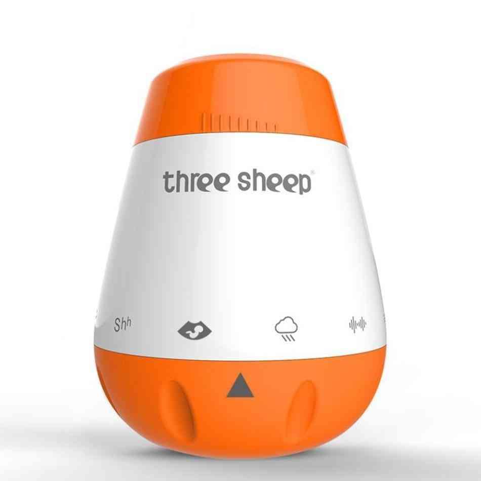 Noise Machine Sleep Sound  (orange)