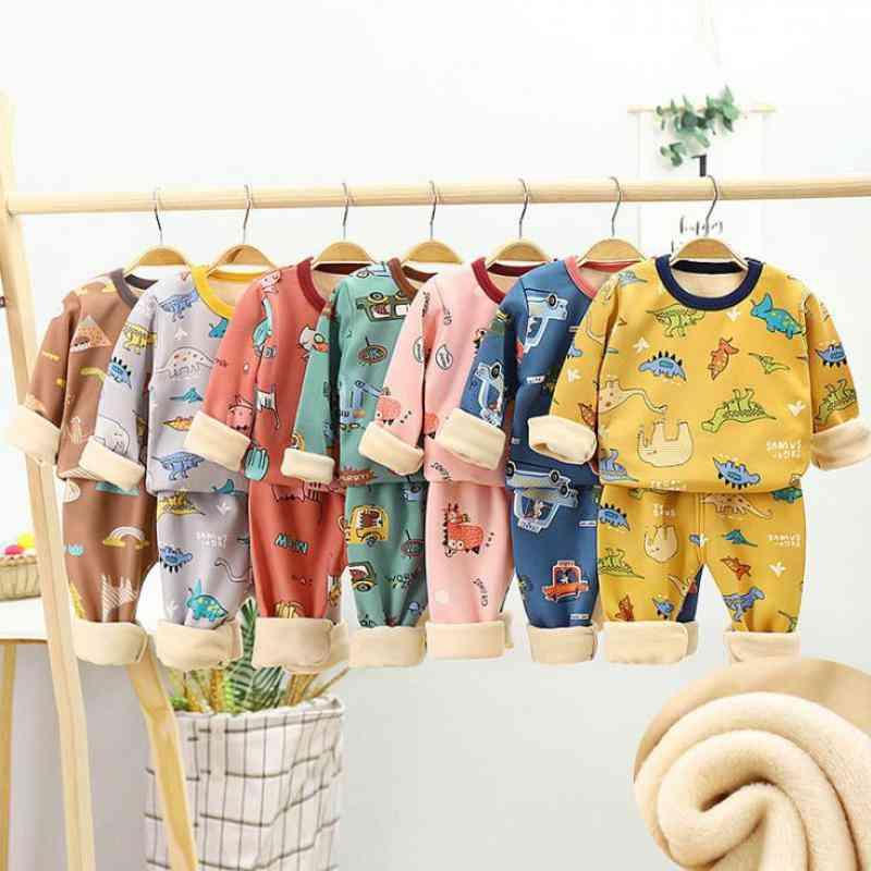 Winter Kids Clothing Sets