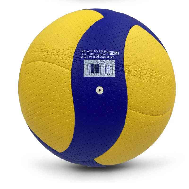High Quality Professional Game Volleyball, Indoor Volleyball (v300w)