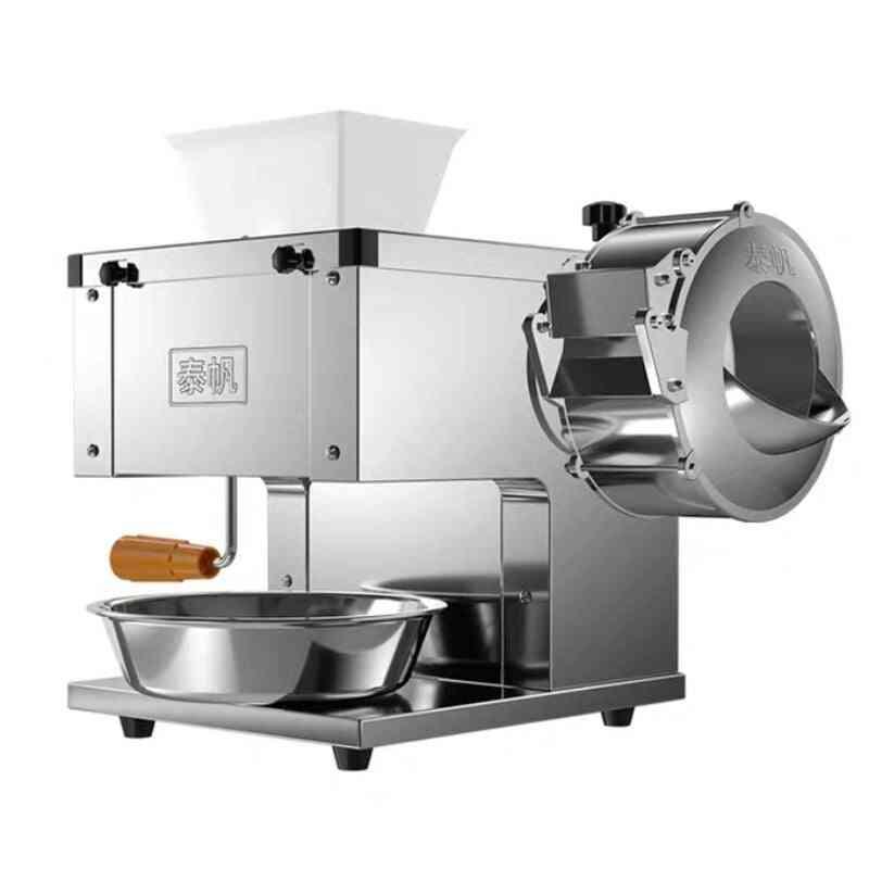 Commercial Meat Cutter Machine Detachable Multi-function Knife Set