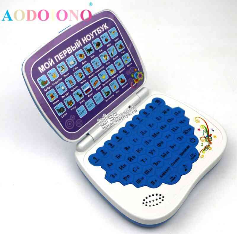 Russian Language Learning Vocal Computer Pad