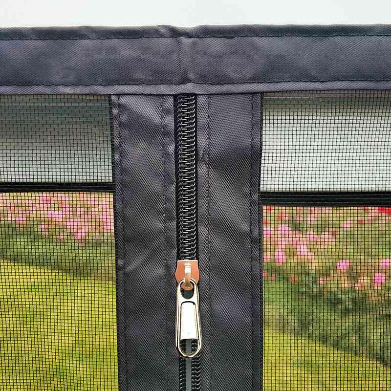 Window Screen Zipper
