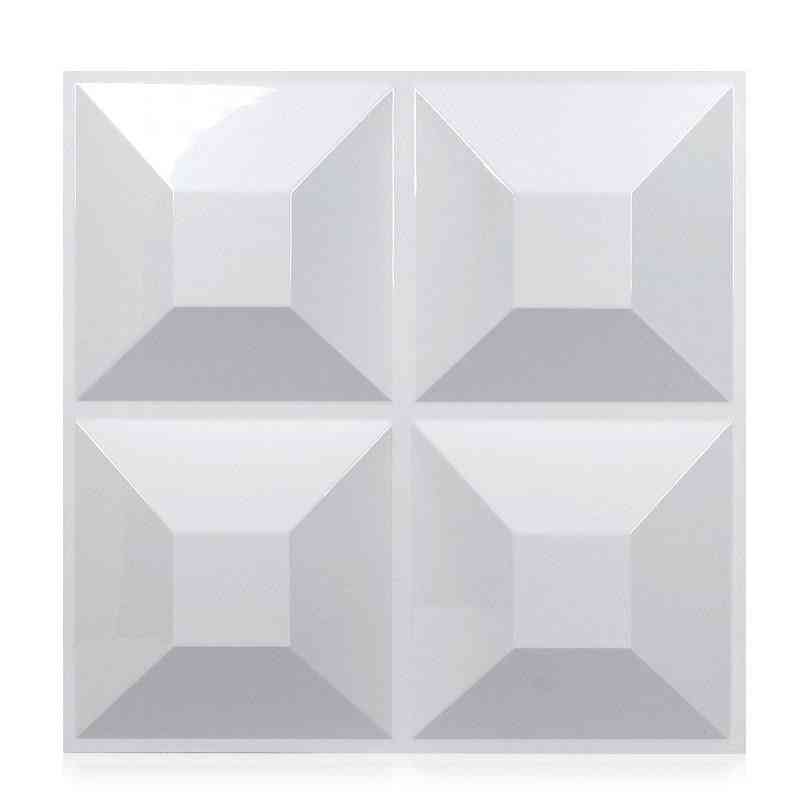 3d Wall Panel (bright White)