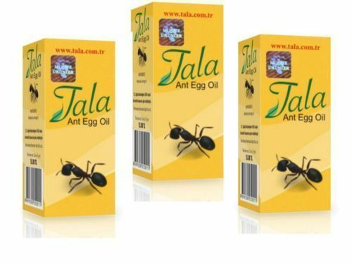 Tala Ant Egg Oil Permanent Hair Removal  (oil)