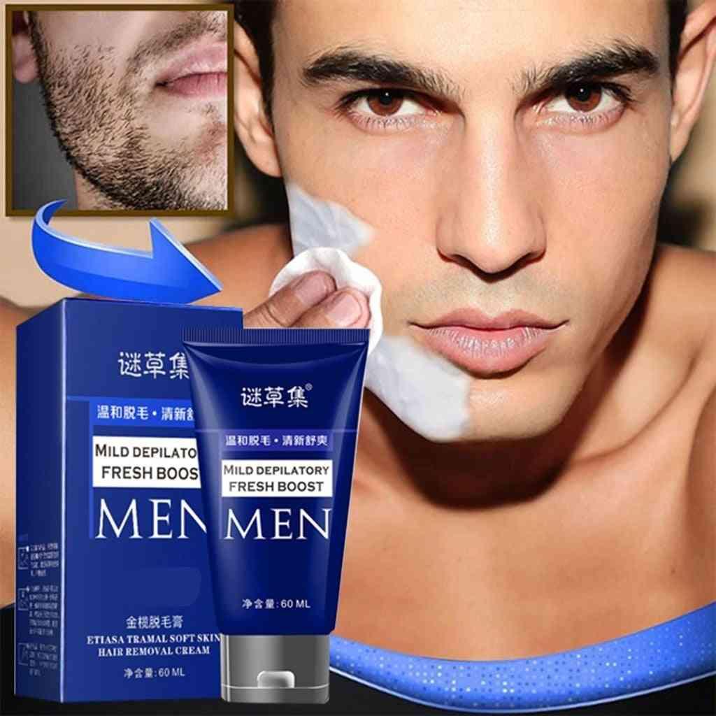 Razorless Shaving Cream (60g)