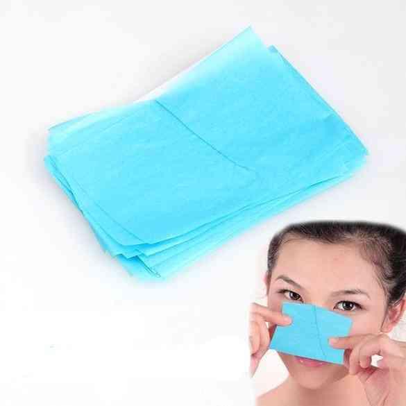 Paper Pulp Random Facial Oil Control Absorption Film Tissue