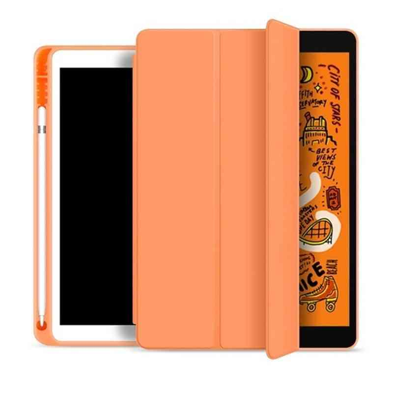 Case With Pencil Holder-for Ipad Pro