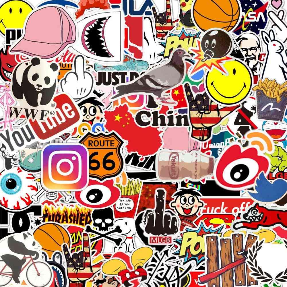 Aesthetic Laptop Sticker