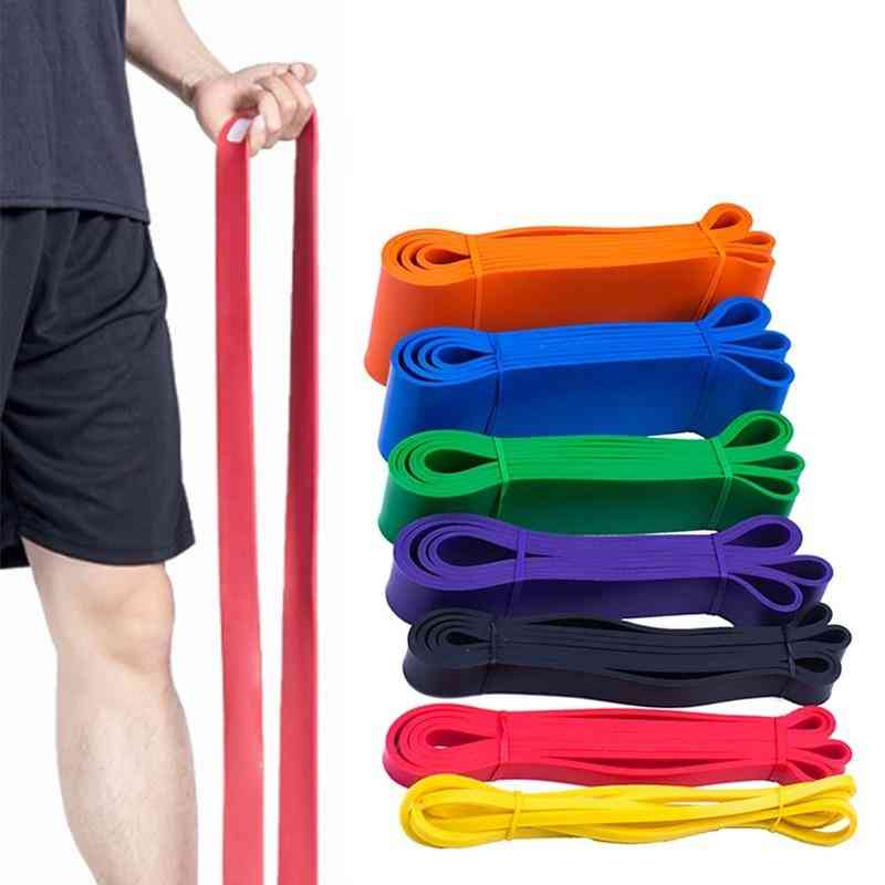 Stretch Resistance, Exercise Expander, Elastic Fitness Band, Pull-up Assist Bands For Training Pilates
