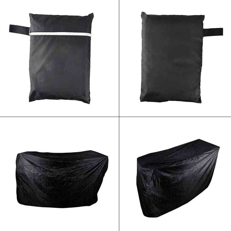Waterproof Barbeque Bbq Grill Cover Outdoor Grill Anti Dust Bag