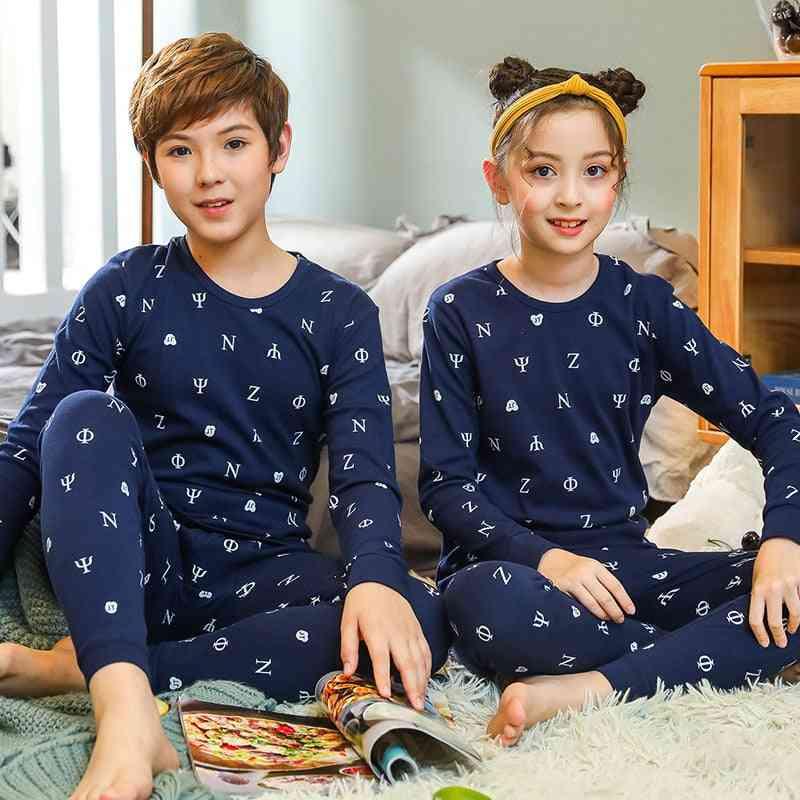 Teenage Pajamas Set ( Set 3)