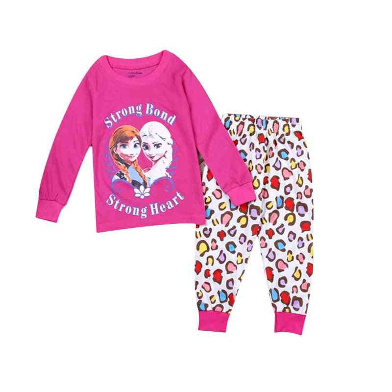 Kids Princess Series Pajamas Sets ( Set 2)