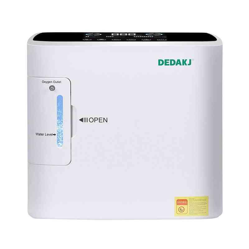 English Version! 1-8l Oxygen Generator Inhaler De-1s Elderly Oxygenation Machine